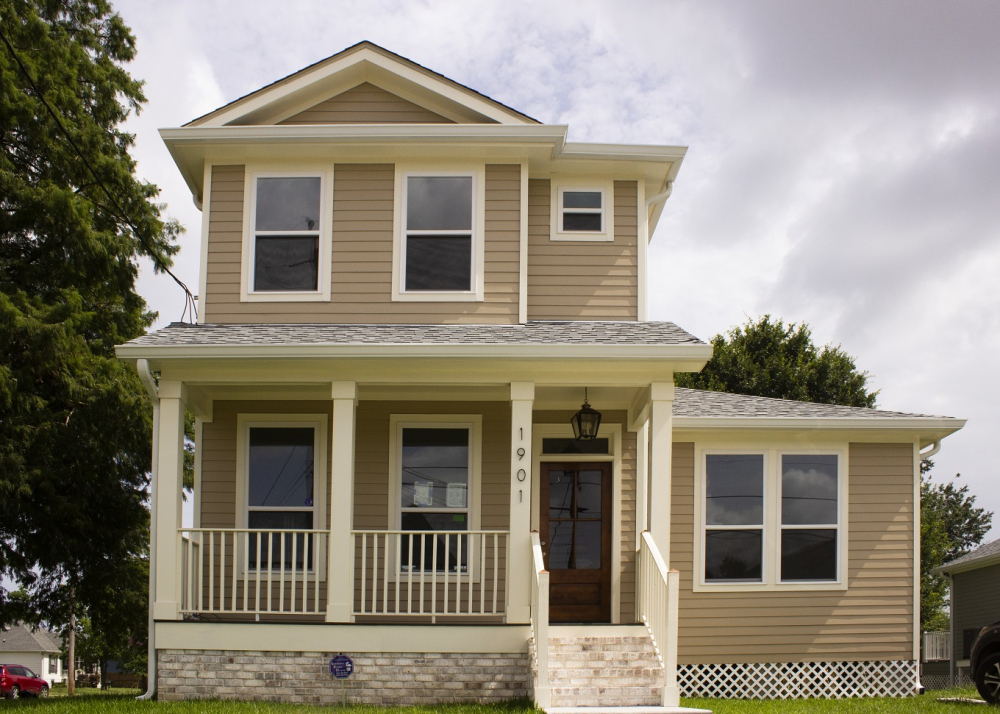 Jericho Road Gentilly New Construction